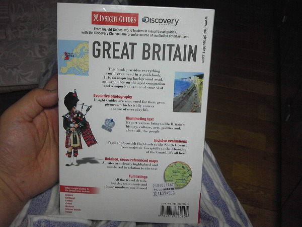 GUIDES 「GREAT BRITAIN」